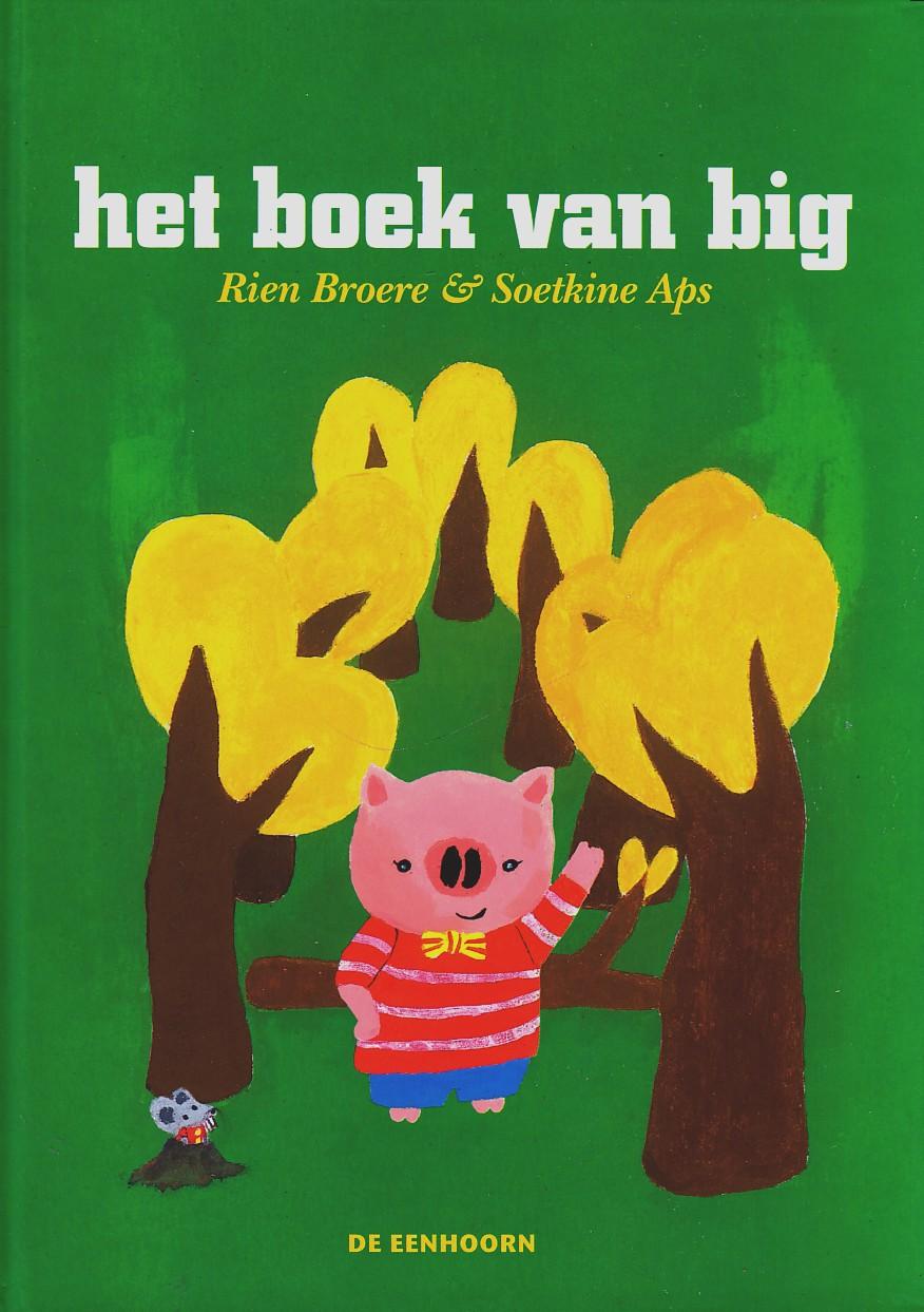 Coverafbeelding van: het boek van big