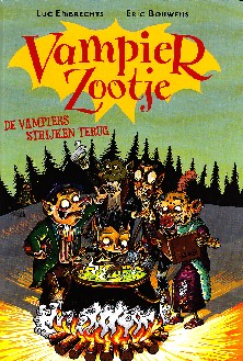Coverafbeelding van: De vampiers strijken terug – Vampierzootje, deel 3