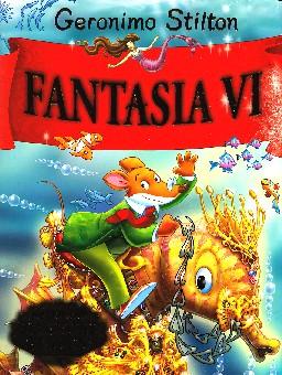 Coverafbeelding van: Fantasia VI