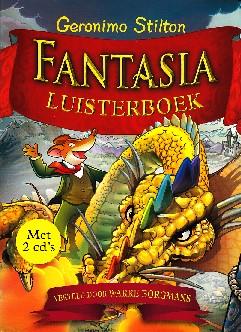 Coverafbeelding van: Fantasia luisterboek