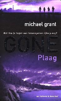 Coverafbeelding van: Plaag – Gone, deel 4