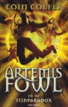 Coverafbeelding van: Artemis Fowl en de tijdparadox – Artemis Fowl, deel 6