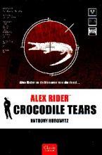 Coverafbeelding van: Crocodile tears – Alex Rider, deel 8