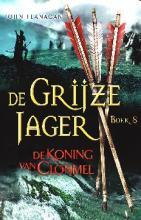 Coverafbeelding van: De Koning van Clonmel – De Grijze Jager, deel 8