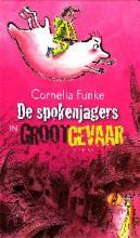Coverafbeelding van: De spokenjagers in groot gevaar