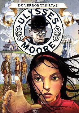Coverafbeelding van: Ulysses Moore – De verborgen stad