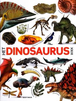 Coverafbeelding van: Het dinosaurus boek