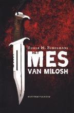 Coverafbeelding van: Het mes van Milosh