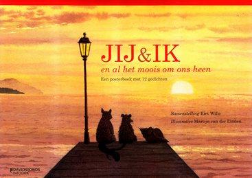Coverafbeelding van: Jij & Ik en al het moois om ons heen – posterboek