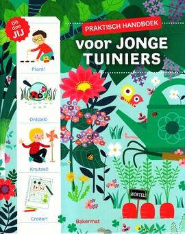 Coverafbeelding van: Praktisch handboek voor jonge tuiniers