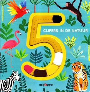 Coverafbeelding van: 5 cijfers in de natuur