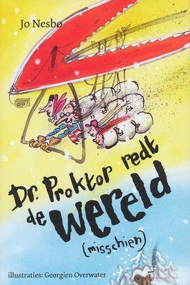 Coverafbeelding van: Dr. Proktor redt de wereld (misschien)