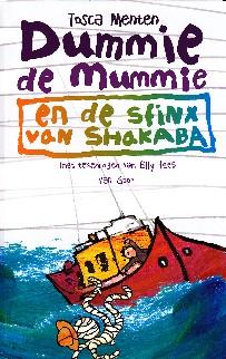Coverafbeelding van: Dummie de mummie en de sfinx van Shakaba