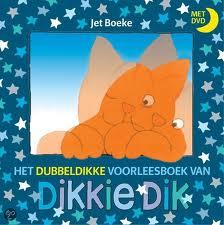 Coverafbeelding van: Het dubbeldikke voorleesboek van Dikkie Dik