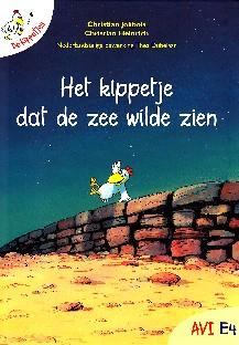 Coverafbeelding van: Het kippetje dat de zee wilde zien
