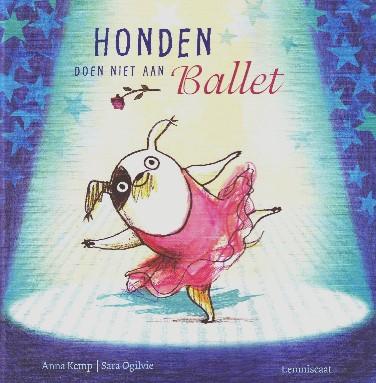 Coverafbeelding van: Honden doen niet aan ballet