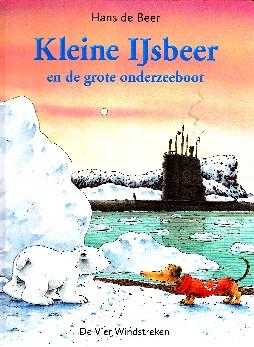 Coverafbeelding van: Kleine IJsbeer en de grote onderzeeboot