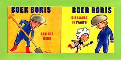 Coverafbeelding van: Boer Boris Uitdeelboekjes