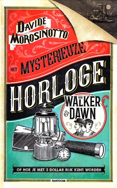 Coverafbeelding van: Het mysterieuze horloge van Walker & Dawn