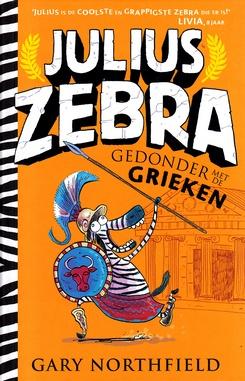 Coverafbeelding van: Gedonder met de Grieken – Julius Zebra, deel 4