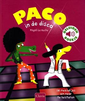 Coverafbeelding van: Paco in de disco
