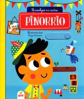 Coverafbeelding van: Pinokkio