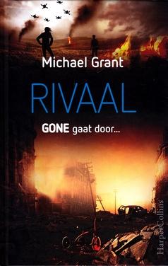 Coverafbeelding van: Rivaal – Gone, deel 8