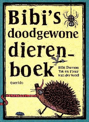 Coverafbeelding van: Bibi's doodgewone dierenboek
