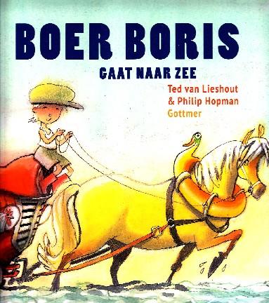 Coverafbeelding van: Boer Boris gaat naar zee