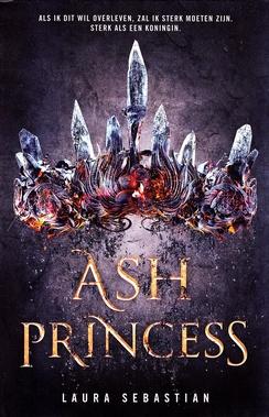 Coverafbeelding van: Ash Princess