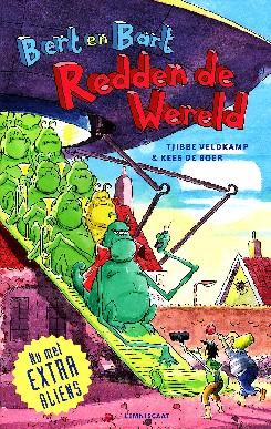 Coverafbeelding van: Bert en Bart redden de wereld