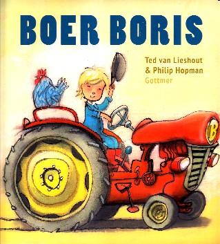Coverafbeelding van: Boer Boris