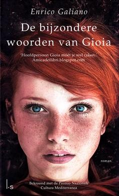 Coverafbeelding van: De bijzondere woorden van Gioia
