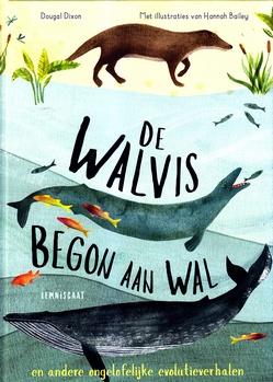 Coverafbeelding van: De walvis begon aan wal