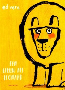 Coverafbeelding van: Een leeuw als Leonard