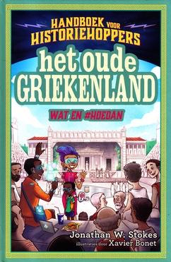 Coverafbeelding van: Handboek voor historiehoppers – het Oude Griekenland