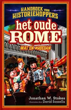 Coverafbeelding van: Handboek voor historiehoppers – het Oude Rome