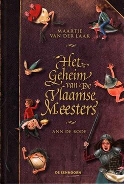 Coverafbeelding van: Het geheim van de Vlaamse Meesters
