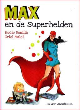 Coverafbeelding van: Max en de superhelden