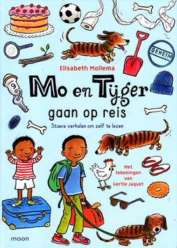 Coverafbeelding van: Mo en Tijger gaan op reis