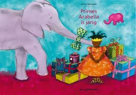 Coverafbeelding van: Prinses Arabella is jarig (vertelplaten)