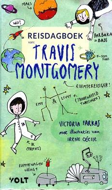 Coverafbeelding van: Reisdagboek van Travis Montgomery