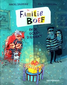 Coverafbeelding van: De familie Boef en de gouddiamant