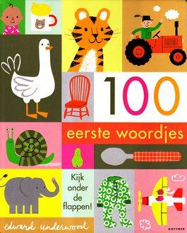 Coverafbeelding van: 100 eerste woordjes