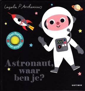 Coverafbeelding van: Astronaut, waar ben je?