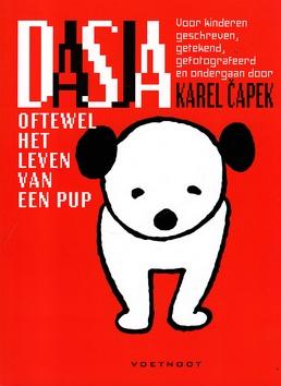 Coverafbeelding van: Dasja – oftewel het leven van een pup