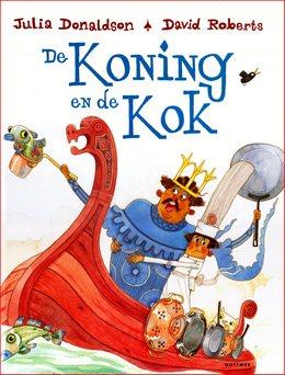 Coverafbeelding van: De Koning en de Kok
