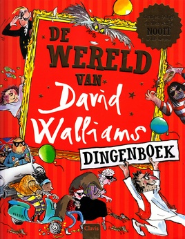 Coverafbeelding van: De Wereld van David Walliams: Dingenboek