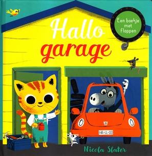 Coverafbeelding van: Hallo garage