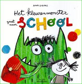 Coverafbeelding van: Het kleurenmonster gaat naar school
